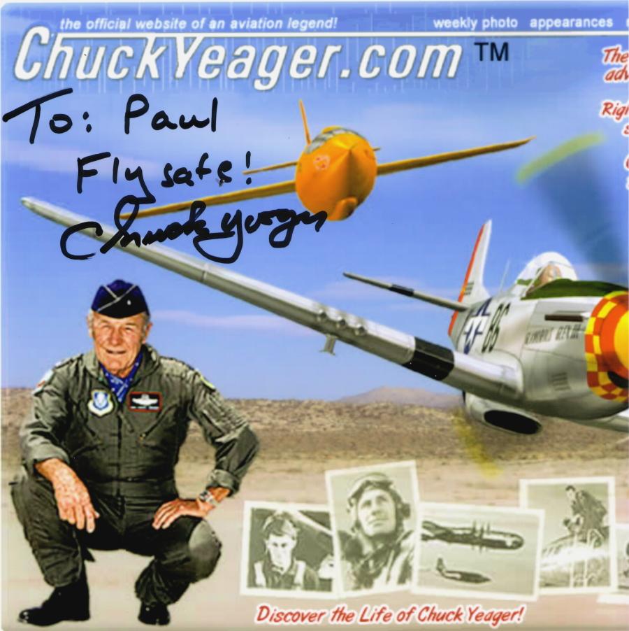 Autogramm Chuck_Yeager_900
