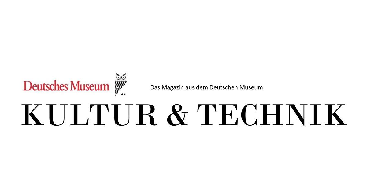 KulturTechnik DeutschesMuseum Headline
