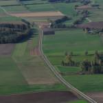 Luftbild Glonntal