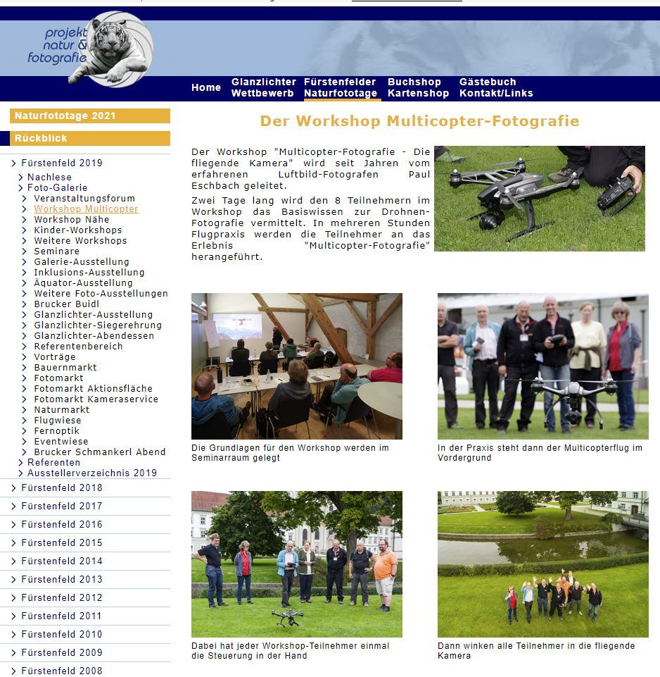 Nachlese Workshop Multicopter
