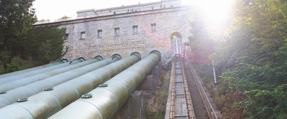 Walchensee Kraftwerk – eine Pioniertat Oskar von Millers vor 91 Jahren